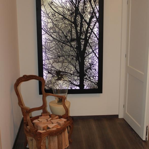 Interior design philosophy-Swiss client